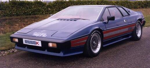 lotus esprit world, Wiring diagram