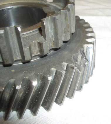 Uprated Renault Gearbox