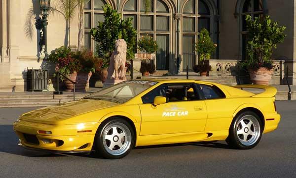 Pace Car Esprit On Ebay